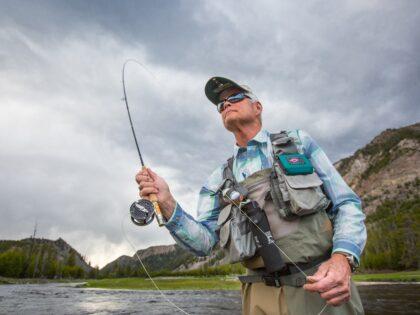 Lystfiskertegn og fritidstegn